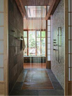 Designer Bathtubs and Luxury Showers