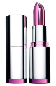 Clarins Instant Smooth Crystal Lip Balm in Crystal Violet.   This looks sooo cool.