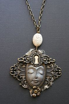 cool jewelry from Tim Holtz stuff