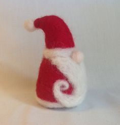 needle felted christmas baubles - Google Search