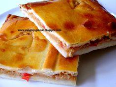 CANGREJO GRANDE: Empanada Gallega de Bonito