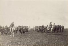 OTTOMAN SOLDIERS MACHINE GUN COMPANY, 1917
