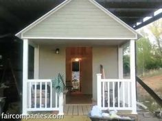 WHAT inspired me from the very beginning! Shotgun shack redux: mortgage-free in 320 square feet - YouTube