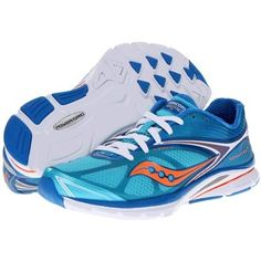 buy online 38924 0617c Saucony Kinvara 4 W Women s Running Shoes I Love To Run, Just Do It,