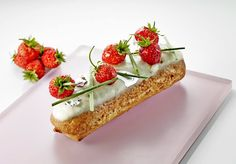 eclairs by lilian