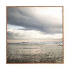 60 x 50 Fleece Throw Blanket Medium Ombre Beach Deny Designs Bree Madden