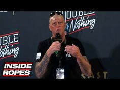 Dustin Rhodes has seen many iterations of promotional warfare in pro wrestling but feels AEW vs. NXT isn't a top priority. Dustin Rhodes, Full Show, Free Youtube, Las Vegas Nevada, News Online, Prison, The Man, Wwe, Competition