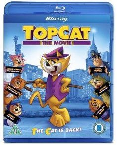 Top Cat The Movie Choo Choo