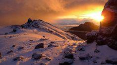 Mt Kilimanjaro sunrise #Tanzania