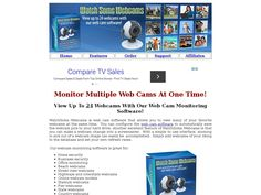 Try Monitor Live Webcams - Watch 24 Webcams At Once! Now- http://www.vnulab.be/lab-review/monitor-live-webcams-watch-24-webcams-at-once-2