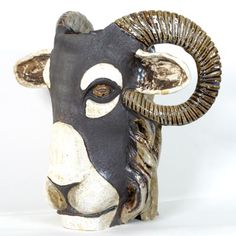 Swaledale Sheep by Maggie Betley from Zoo Ceramics