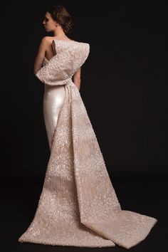 True Elegance, Utmost Femininity. I love me some Krikor Jabotian
