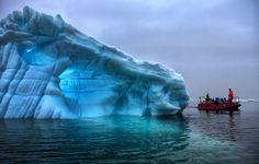 Blue Ice, Antarctica