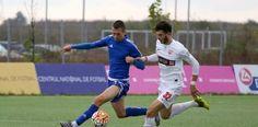 Viitorul Domnești, victorie de moral cu Dinamo II