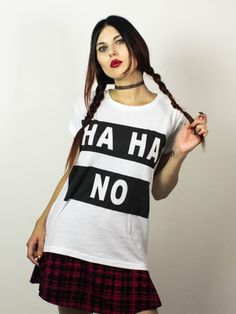 Ha ha no 1 Punk Rock Fashion, Hard Candy, Rock Style, Rave, Tops, Women, Raves, Rocker Style, Rocker Chic