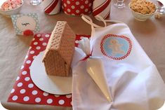 Gingerbread House Birthday Party Ideas | Photo 14 of 22 | Catch My Party
