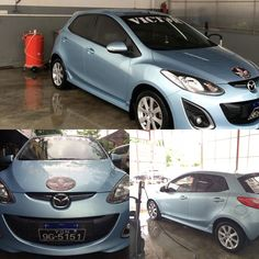 Mazda 2, Car, Automobile, Autos, Cars