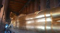 Bouddha allongé de Bangkok