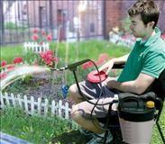 Adapted Garden Spray