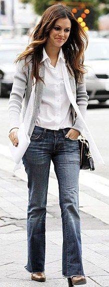 Love Rachel Bilson's style