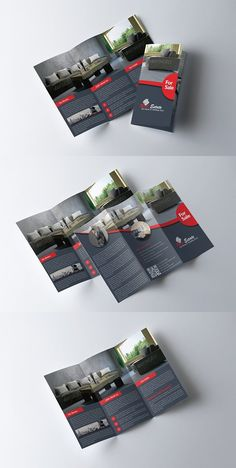 Design a stunning brochure in minutes. Get Brochure Design Services here. Showcase your business, products, and services when you create custom brochures. Graphic Design Brochure, Brochure Layout, Brochure Template, Card Templates, Branding Design, Leaflet Design, Booklet Design, Magazine Ideas, Brochure Inspiration