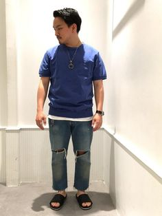 HACHI|INHERITのTシャツ・カットソーを使ったコーディネートWEAR