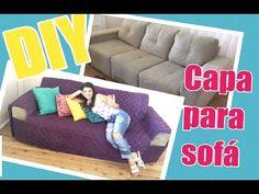 Reformando meu sofá em casa - DIY-VEM VER- O SEGREDO DO PAPELÃO -Parte 1-Gastando pouco - YouTube
