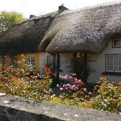 "Adare, Ireland - ""prettiest town in Ireland"""