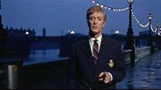 A rather young Michael Caine.