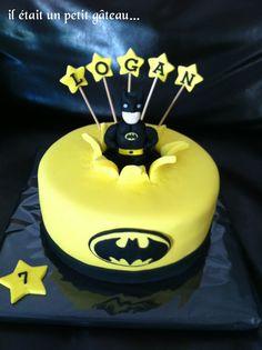 Gâteau Batman cake