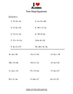 Dividing Decimals Word Problems (2 worksheets) from