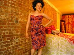 #CraftsyPhoto - Oonaballoona's Bombshell Dress from the class, Sew Retro Bombshell Dress