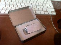 USB-B20 Executive Marcado: Estampado