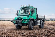 The legendary four-wheeled workhorse in the Mercedes-Benz off-road and truck lineup, the Unimog, has received a new generation and it expectedly looks not much different than the old one. Description from autoevolution.com. I searched for this on bing.com/images
