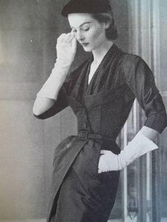 1946-1950 Gloves 3/4 length