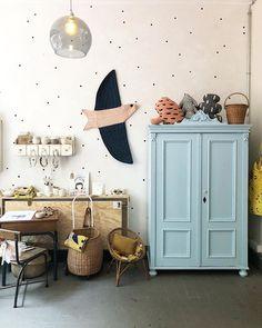 Vintage kids room inspiration