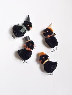 jennifer murphy bears — STUDIO SALE: Halloween Crows