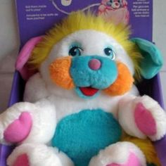 You know you had a Popples!