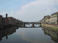 On the Arno in Firenze