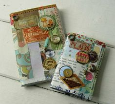 Creative Journaling luv luv luv this cute little journal book