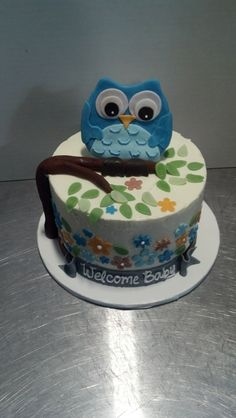 Owl Themed Baby Shower Npady Bbtko a Owl