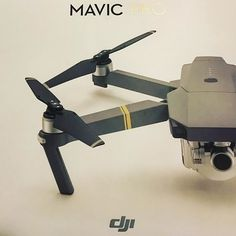 Hopefully get to unbox it this weekend. #drone #dji #mavicpro #boystoys