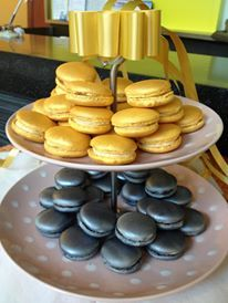 Silver and Gold Macarons Product Catalogue, Sweet 16, Macarons, Silver, Gold, Money, Sweet Sixteen, Macaroons