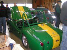 Triumph TR3 Race