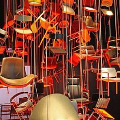 Suspended Chairs