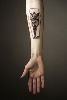 forearm by Kamil Czapiga #tattoo #ink