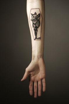 forearm by Kamil Czapiga #tattoo #ink