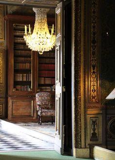 Château Vaux Le Vicomte. Par: LO Culture