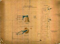 Lighthouse prints | Trinity House, St Anthony arrangement of fog bell