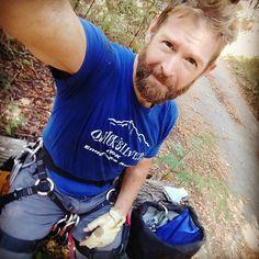 Woo! Get on up! #ActivatedAthlete #ActivatedClimber #StevensCreekStriders #Quicksilver #TreeClimbing #SRT